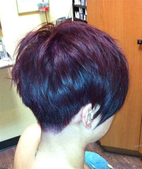 Back View Of Pixie Hairstyles by Cool Back View Undercut Pixie Haircut Hairstyle Ideas 12