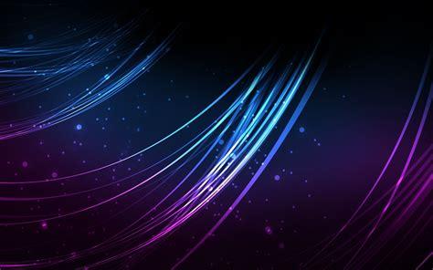 Hd Blue And Purple Wallpaper