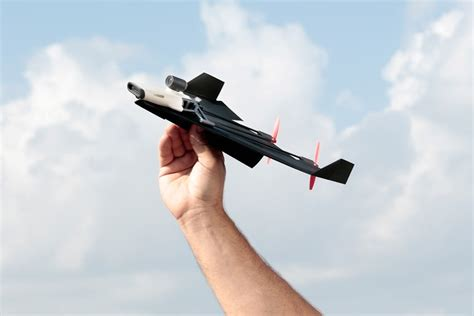 powerup fpv paper aeroplane drone  coolector