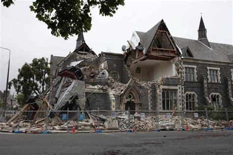 tremblement de terre 224 christchurch en nouvelle z 233 lande