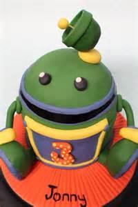 Team Umizoomi Bot Cake
