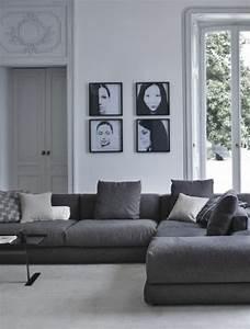 41 images de canape dangle gris qui vous inspire With canapé moderne gris