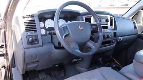 07 Dodge Ram 2500HD MEGA CAB 4x4 6 SPEED Manual 5.9L