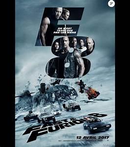 Fast And Furious 8 Affiche : fast furious 8 l 39 affiche en salles le 12 avril 2017 purepeople ~ Medecine-chirurgie-esthetiques.com Avis de Voitures