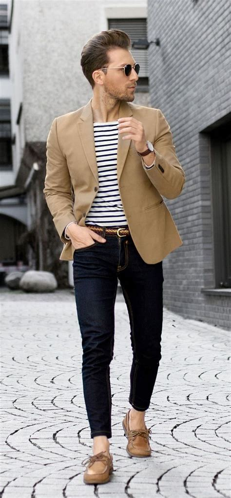 Minimal Elegant Aesthetic Men Fashion