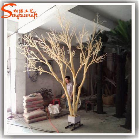tronc d arbre pour decoration mod 232 le de maquillage manzanita arbre arbre sec tronc pour d 233 coration arbre artificiel sans