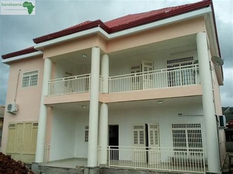 ventes immobilieres maison  vendre conakry banabaana