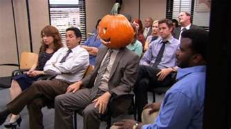 Dwight Schrute Pumpkin Head by Pam That S What She Said