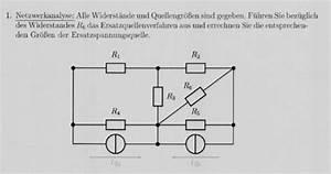 Wirkwiderstand Berechnen : ersatzquellenverfahren aus der elektrotechnik mathelounge ~ Themetempest.com Abrechnung