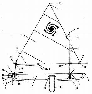 Sears 11 U0026 39  Whirlwind Sailboat Parts