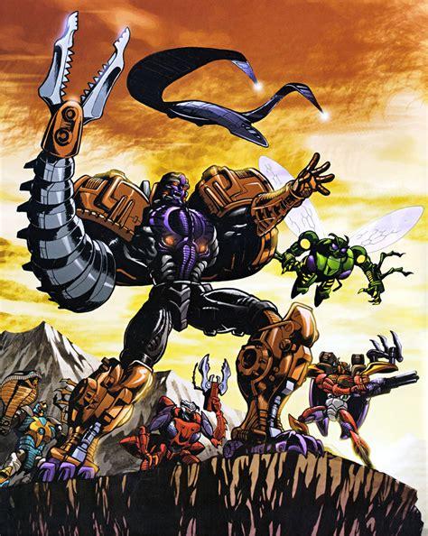 megatron beast wars villains wiki wikia