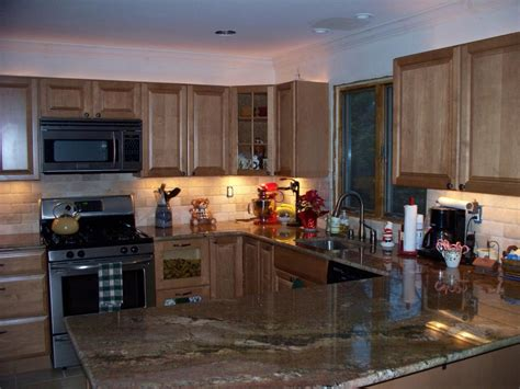 ideas for kitchen backsplashes the best backsplash ideas for black granite countertops home and cabinet reviews