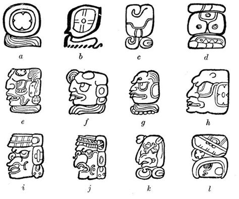 aztec hieroglyphics translator alphabet projects to try