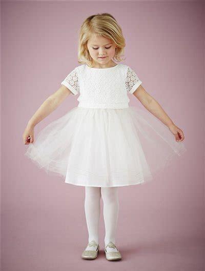robe mariage fille vertbaudet comment habiller un enfant pour un mariage magazine