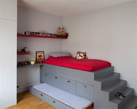 chambre avec estrade construire estrade chambre pour la chambre d construire