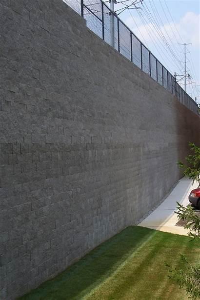 Retaining Walls Wall Block Modular Louis St