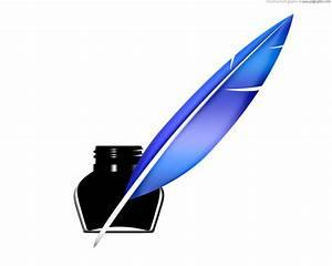 Quill pen clip art 4 - Clipartix