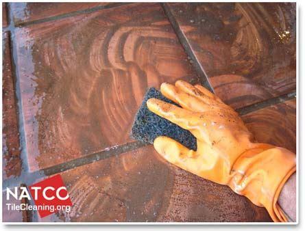 how to the sealer saltillo tiles