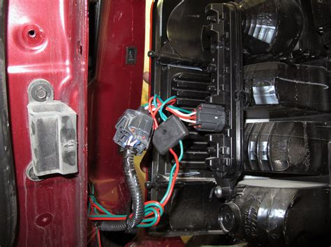 Jeep Liberty One Vehicle Wiring Harness With Pole