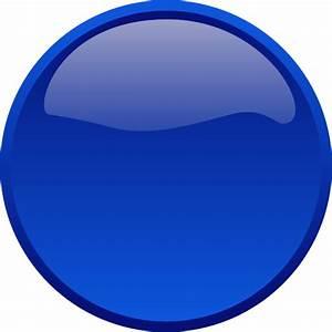 Button-blue Clip Art at Clker.com - vector clip art online ...