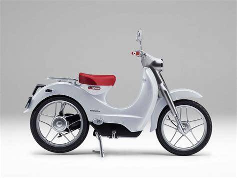 Electric Honda Evcub Arrives In 2018 Autoevolution