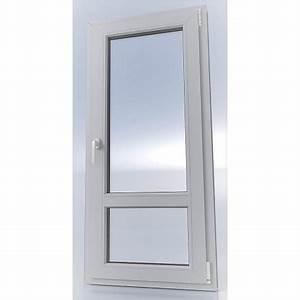 porte fenetre pvc 1 vantail pas cher sur mesure direct usine With porte fenetre 1 vantail