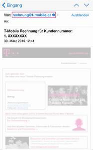 T Mobile Geschäftskunden Rechnung : t mobile e mail rechnung noch sicherer t mobile ~ Themetempest.com Abrechnung