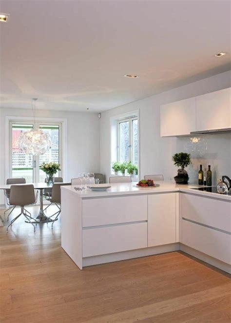 cuisine blanche laquee les 25 meilleures idées concernant cuisines blanches sur