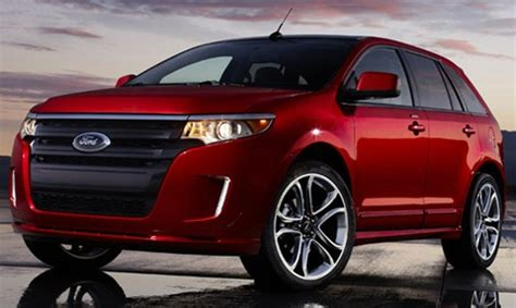ford edge review specs pictures price mpg