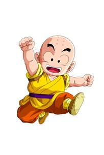 Dragon Ball Krillin