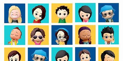 3d Avatars Animated Apps Xpresso App Create