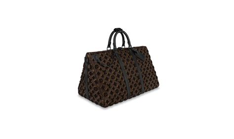 louis vuitton triangle keepall bandouliere flawless crowns