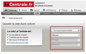 Cote Argus Gratuite La Centrale : connaitre l argus gratuitement astuces pratiques ~ Gottalentnigeria.com Avis de Voitures