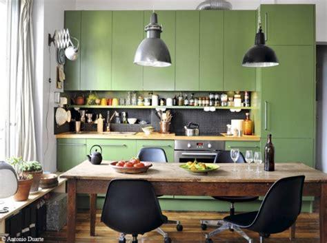 cuisine vert d eau cuisine couleur vert d 39 eau