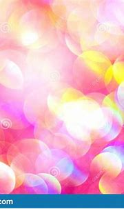 The Unfocused Pink Pearl Background Of Abstract Effulgence ...