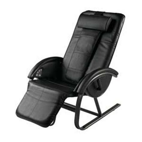 homedics antigravity shiatsu recliner