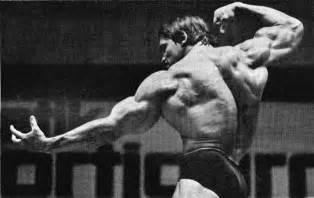 Arnold Schwarzenegger Back Workout