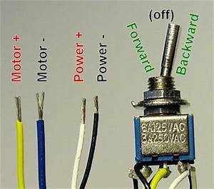 Easiest Way To Reverse Electric Motor Directions
