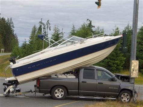 boat tie down straps transom should any tow trailer accident accidents 1352 posts