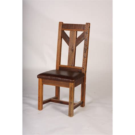 windy stable side and arm chair with leather seat