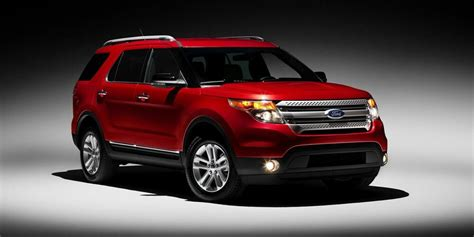 2017 Ford Explorer Xlt Towing Capacity Review
