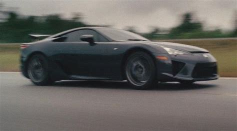 lexus lfa fast five the lexus of han sung kang in fast the furious 5 spotern