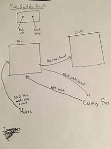 Ceiling Fan Wiring Switch Question