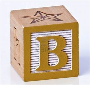block schedule general toolbox With wooden letter building blocks