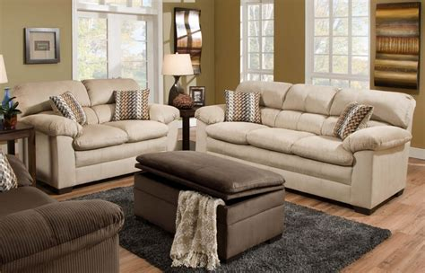 Oversized Loveseat Sofa by Optional Couches Living Room Furniture Living