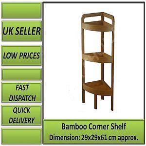 small wooden corner shelf on popscreen