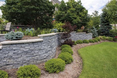 unilock retaining wall 3 retaining wall designs that will transform your