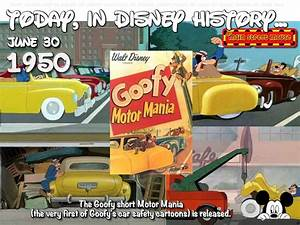 Today In Disney History ~ June 30th