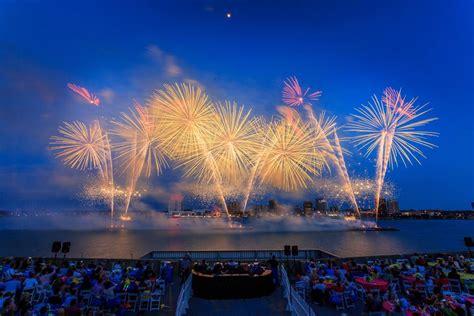 fireworks displays  michigan   cities