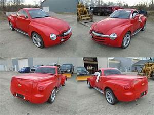 Chevrolet Ssr Archives